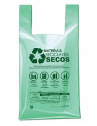 Sacola Imp Im Green/Sp 48x55 Verde