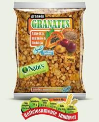 Granatus Cereais Mamao Linhaca 250g