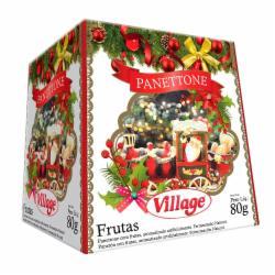 Mini Panettone Village 80g Frutas