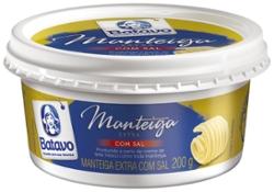 Manteiga Batavo 200g Pote com Sal