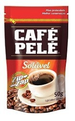 Cafe Soluvel Pele 100g Refil Zip Zap