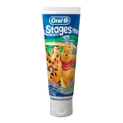 Creme Dental Oral B Stages 75ml