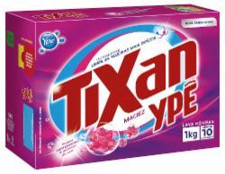 Lava Roupas Pó Tixan 1Kg Maciez