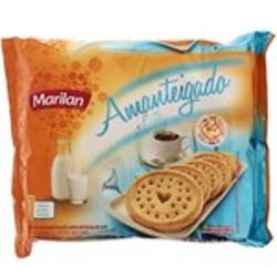 Biscoito Marilan Amantegado 330g Leite