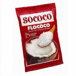 Coco Flocos Sococo 100g Flococo