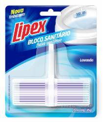 Bloco Sanitário Lipex Aparelho