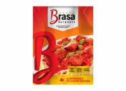 Almondega Bovina Brasa Burguer 2kg