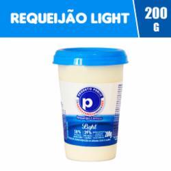 Requeijão Public 200g Light