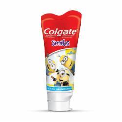 Creme Dente Colgate Kids 100g Smiles Minions