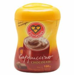 Cappuccino 3 Coracoes 200g Choco