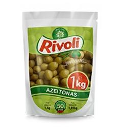 Azeitona Verde Liguria/Rivoli 1,010g Doy Pack