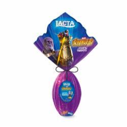 Ovo Lacta 157g Thanos Avengers N.15