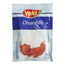 Pó Chantilly Yoki 50g