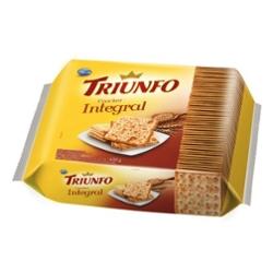 Biscoito Triunfo 400g Cream Cracker Integral