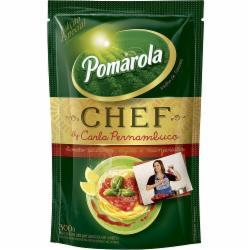 Molho Tomate Pomarola Chef 300g Sachet