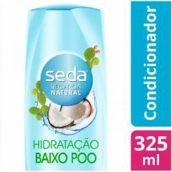 Condicionador Seda 325ml Hidratação Baixo Poo