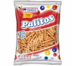 Biscoito Panco 500g Palitos Salgados