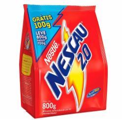 Achocolatado em Pó Nescau 700g Sachet Gratis 100g