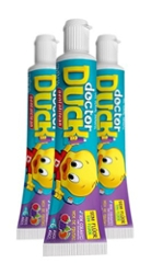 GEL DENTAL DOCTOR DUCK 50G sem FLUOR