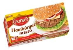 Hambúrguer Misto Nobre 560g