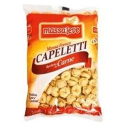 Capeletti Massa Leve Carne Pct 1kg