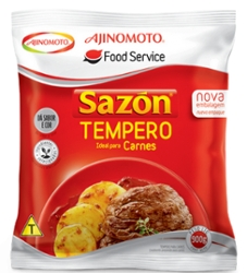 Tempero Sazon 900g Vermelho