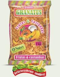 Granatus Cereais Frutas Com Cast 1k