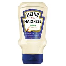 MAIONESE HEINZ BISN 390G