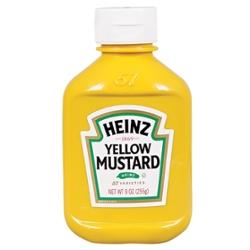 Mostarda Heinz 255g