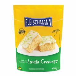 Mist Bolo Fleischmann 450g Limão