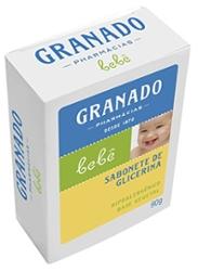 Sabonete Granado Bebe 90g Tradicional