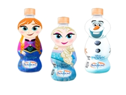Água Mineral Bonafont 330ml Mascote Frozen
