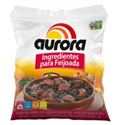 Ingredientes P/Feijoada Aurora 1kg