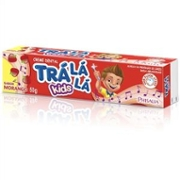 Creme Dental Tra La La 50gr Kids Morango