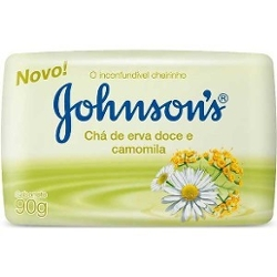 SAB JOHNSONS 90G HARMONIZE ERVA DOCE