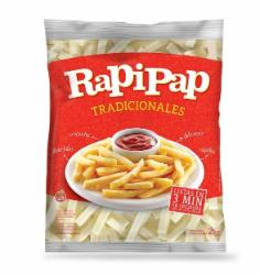 Batatas pré-fritas Rapipap 2kg