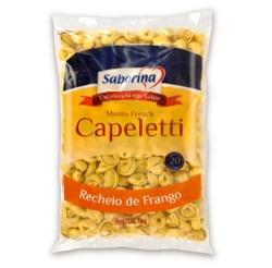 Capeletti Frango Saborina 1kg