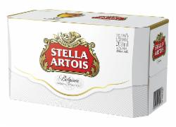 Cerveja Stella Artois 269ml Lata - Caixa com 8 unidades
