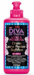 Creme para Pentear Niely 250g Diva de Cachos Soft Poo
