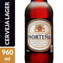 Cerveja Norteña 960ml Garrafa
