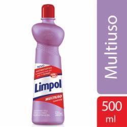 Limpador Multiuso Limpol 500ml Lavanda