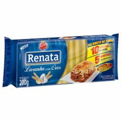 Mac Renata Lasanha Ovos 200g Direto Forno