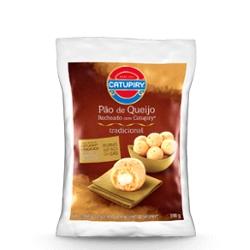 Pão de Queijo Catupiry 390g Pacote