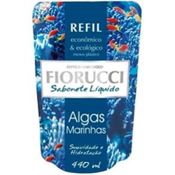 Sabonete Liq Ref Fiorucci Algas Marinhas 440ml