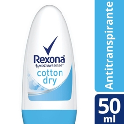 Desodorante Roll On Rexona 50ml Fem Cotton