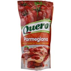 Molho Tomate Quero 340g Parmegiana Sachet