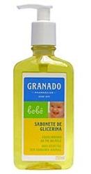 Sabonete Liq Granado Bebe 250ml Tradicional