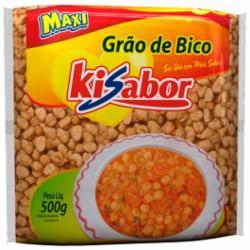 Grao de Bico Ki Sabor 500g