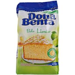 Mist Bolo Dona Benta 450g Limão