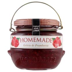 Geleia Homemade 320g Framboesa